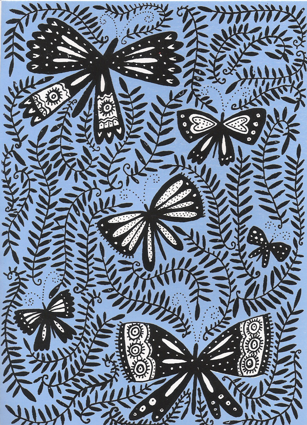 Jeanne Van Etten Pretty Paper